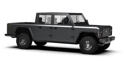 Bollinger Motors B2