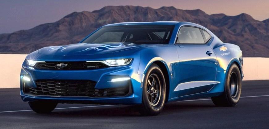 Chevrolet eCOPO Camaro