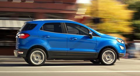 2018 Ford EcoSporrt