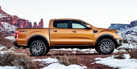 2019 Ford Range