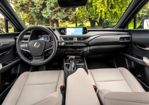 2019 Lexus UX 200 & 250h