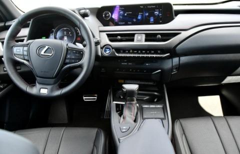 2019 Lexus UX 250h F Sport Hybrid
