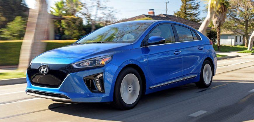 2019 Ioniq Electric Vehicle (EV)