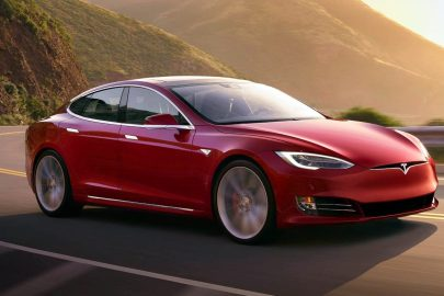 Tesla Model S Upgrade