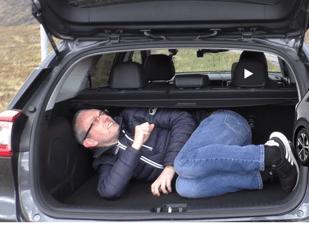 Kia Niro EV trunk