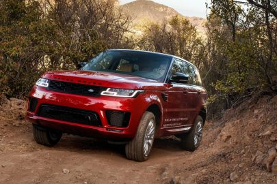 2020 Range Rover Sport P400e PHEV