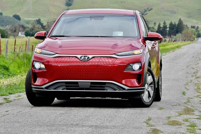 Road Test 2019 Hyundai Kona EV