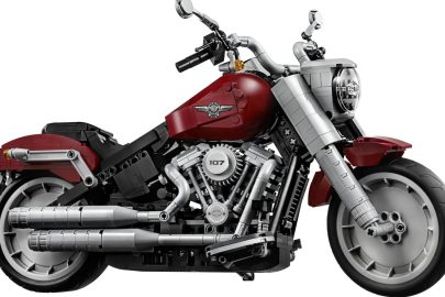 Harley-Davidson Lego Bike