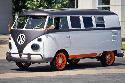 Volkswagen Type 20 concept EV
