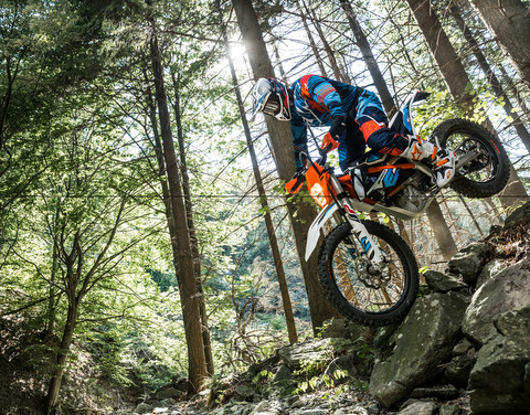 5 electric Motorcycles for your EV garage KTM Freeride E-XC