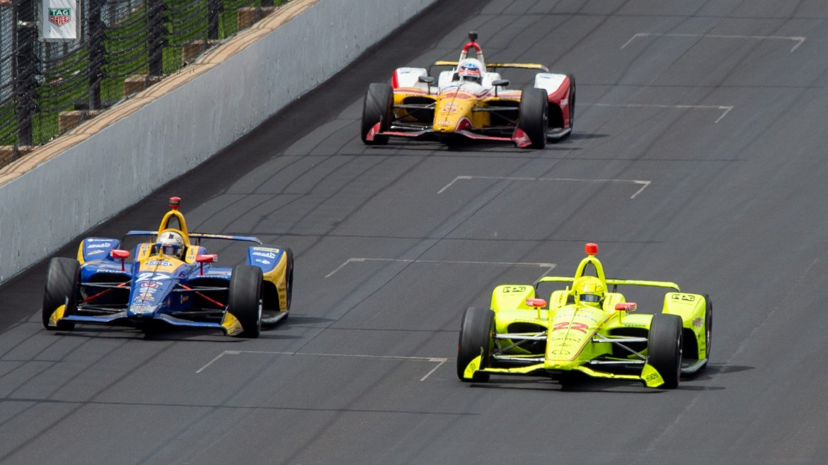 Indycar To Add Hybrid Tech