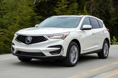 2020 Acura MDX SH-AWD Advance