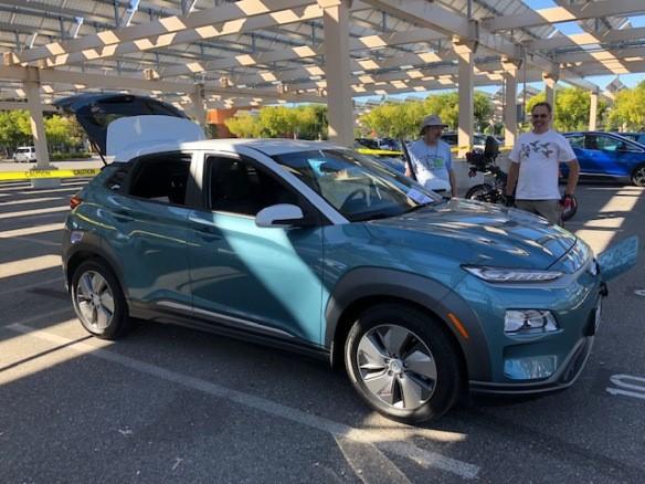 National Drive Electric Week (NDEW), Hyundai Kona EV