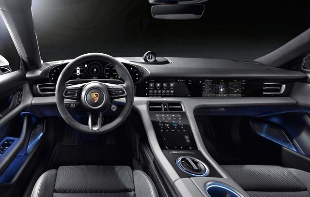 2020 Porsche Taycan Turbo EV
