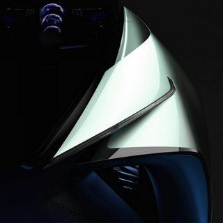Lexus battery electric vehicle (BEV) concept