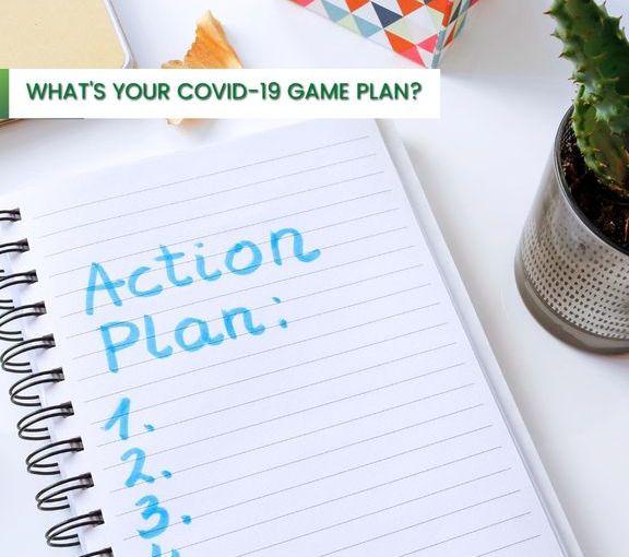 covid game plan