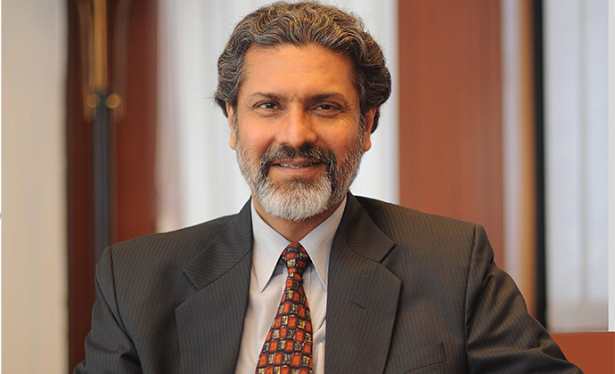 Rajeev Dubey, Group President - HR & Corporate Services, CEO - Aftermarket Sector & Chairman-Group CSR Council, M & M