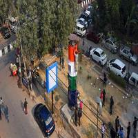 Delhi gets its own smog tower