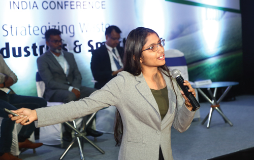 Nivedha RM, CEO & Founder, TrashCon Labs Private Limited