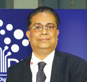 Sudip Datta, VP - IACS & Head SCM, BSI Group