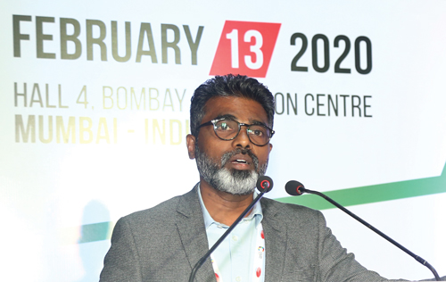Sundar Ilango, Senior Manager, Avant-Garde Systems and Controls (P) Limited