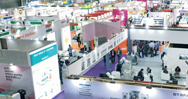 LAUNDREX INDIA EXPO Laundry and Dry-Cleaning Industry in India