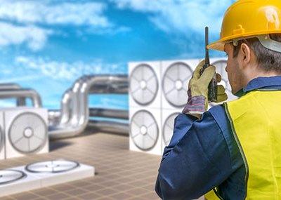 HVAC system to prevent cross contamination