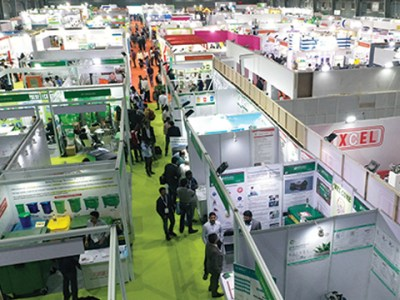 WASTE TECHNOLOGY INDIA EXPO It was 'no waste of time'