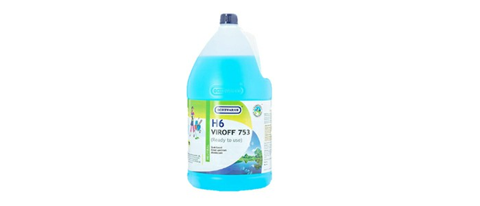 VIROFF® 753 (Antimicrobial hand sanitizer)