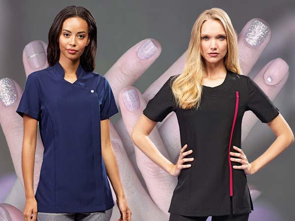 Nail Technician Uniforms & Clothing