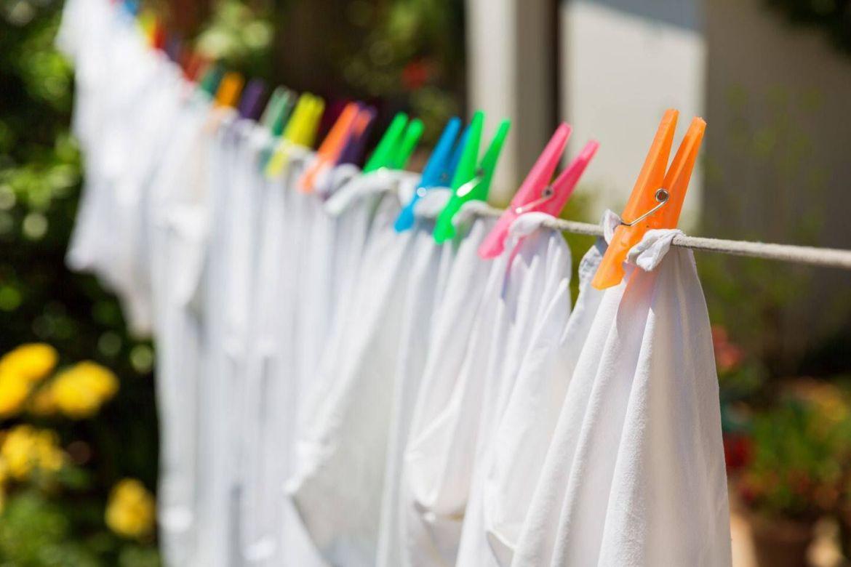 giặt vải linen