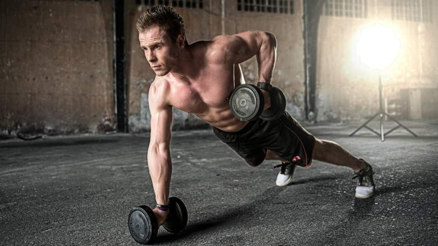 boost your testosterone to build lean muscle mass in the gym