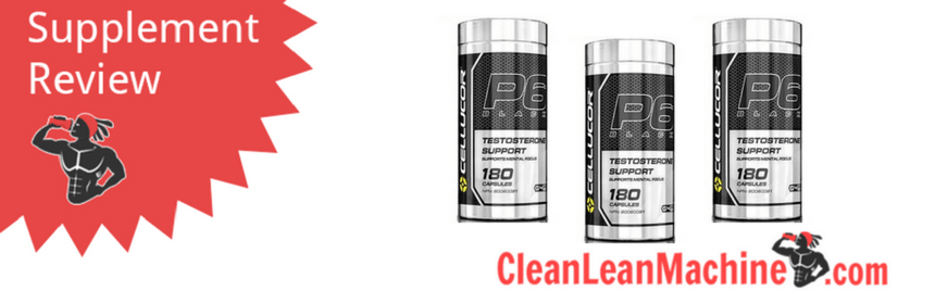 p6 black review, p6 black, testosterone booster, best testosterone booster, testosterone ingredients