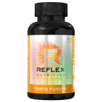 Testo Fusion review testosterone booster by Reflex Nutrition