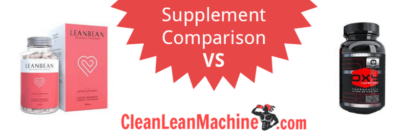 LeanBean vs Oxy Thermogenic Hyper-Metabolizer