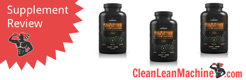 Legion Athletics Phoenix Fat Burner Review