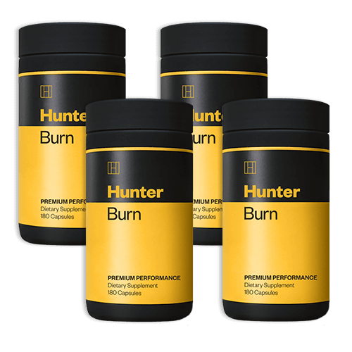 Hunter Burn review - Roar Ambition Premium Fat Burner