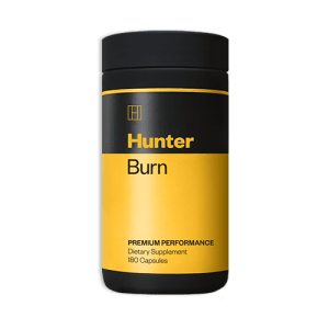Hunter Burn review - premium fat burner by Roar Ambition