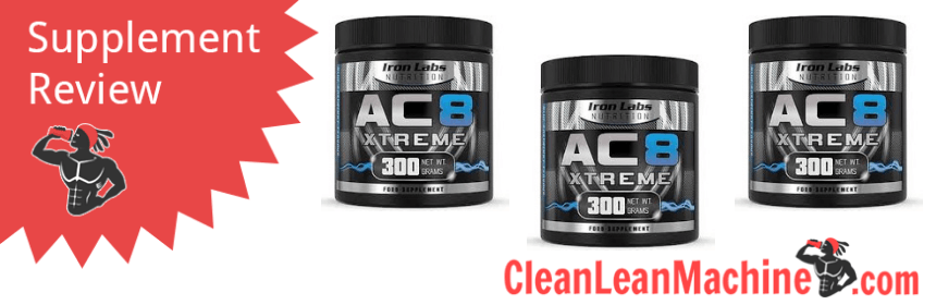Iron Labs AC8 Xtreme Review