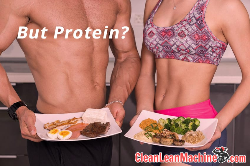 5 Challenges of vegan diet for fitness - where do you get your protein from?