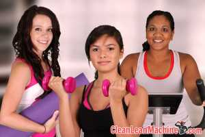 "7 female weight training myths - ""I'll get bulky"""