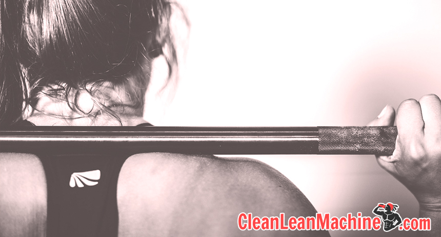7 female weight training myths - compound exercises for fat burning and muscle building
