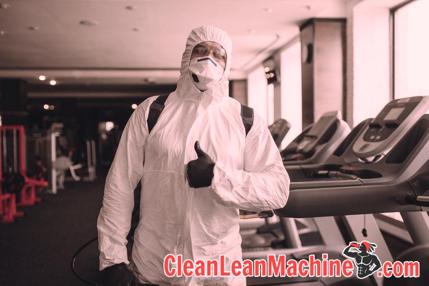 Coronavirus PPE - hygiene, immune boosting nutrition and exercise