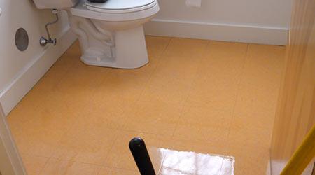 waxing ceramic tile floors