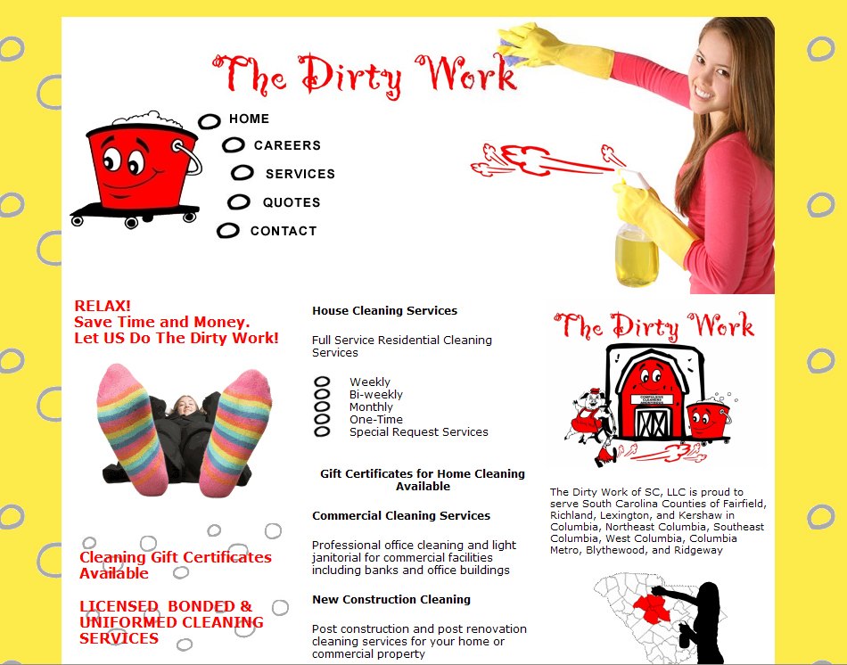 work full time how to clean your house efficiently