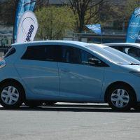Korte rij-impressie met de elektrische Renault Zoe