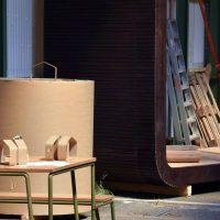Wikkelhouse, modulair bouwen met golfkarton