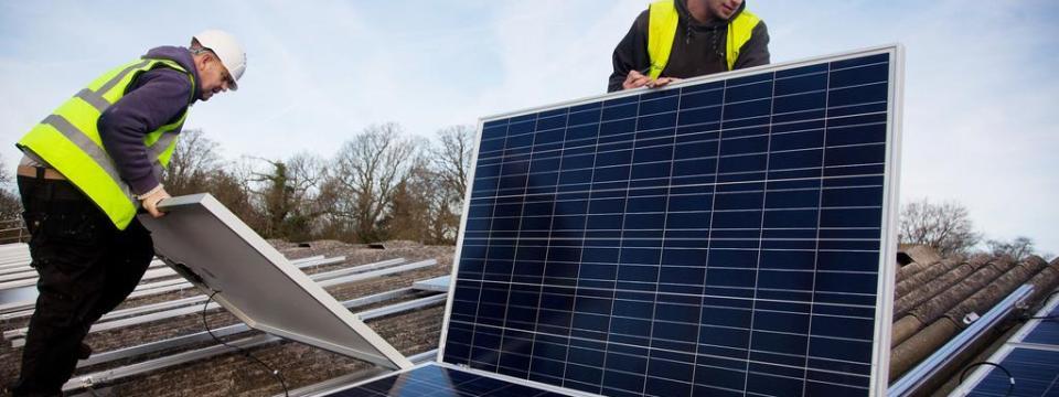 home-solar-installation
