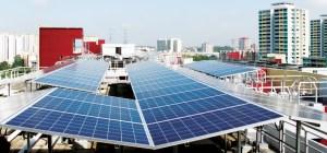 Solar-Singapore