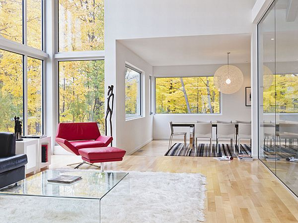 Natural lighting in homes Modern House Builders Can Design Homes To Take Advantage Of Sunlight For Lighting And Heating Cleantech Solutions How Ecofriendly Homes Save Energy Cleantech Solutions